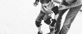 J'ai reçu mon premier skate !!!